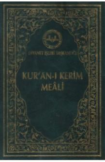Kur'ân-ı Kerîm Meâli